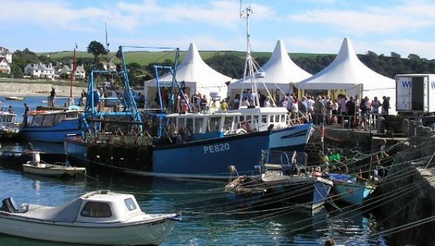 St Mawes Fish Festival