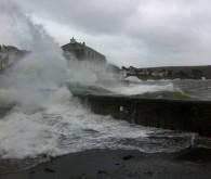 Idle Rocks Storm