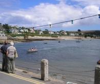 Seaside St Mawes