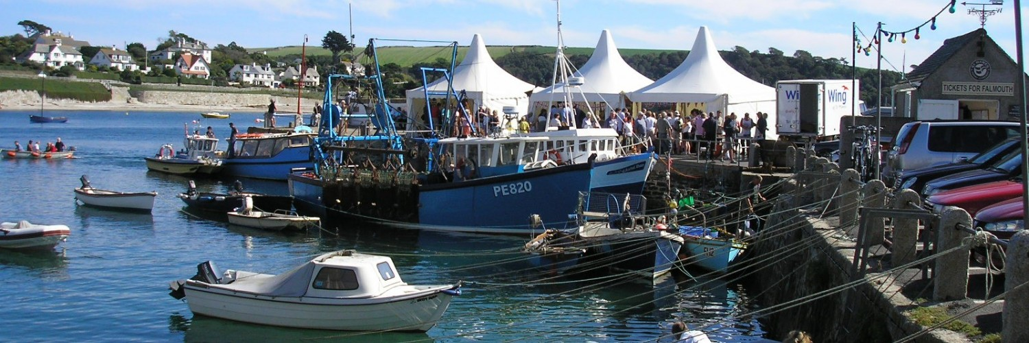St Mawes Boat Show